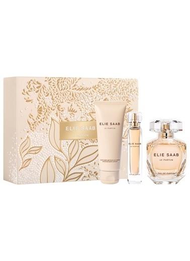Elie Saab Elie Saab Le Parfum EDP 90 ml Kadın Parfüm Seti Renksiz